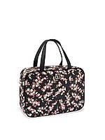 Дорожная сумочка Victoria's Secret косметичка art237688 (Черный/Розовый, средний)