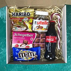 Подарочный Набор City-A Box Бокс для Женщины Мужчины Новый Год из 6 ед №2554, фото 2