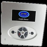 Блок управления, пульт душевой кабины кнопочный с радио . ( 05 ) квадратный