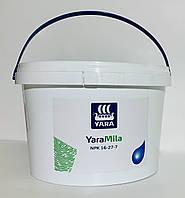 Комплексное азотно-фосфорное удобрение YaraMila NPK 16-27-7, минеральное весенее удобрение Яра Мила, 5,0 кг., фото 1