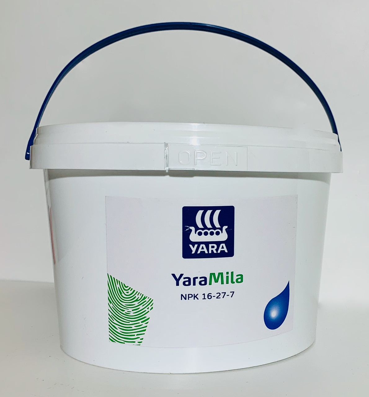 Комплексное азотно-фосфорное удобрение YaraMila NPK 16-27-7, минеральное весенее удобрение Яра Мила, 11,0 кг.