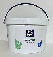 Комплексное азотно-фосфорное удобрение YaraMila NPK 16-27-7, минеральное весенее удобрение Яра Мила, 11,0 кг., фото 1