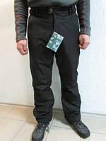 Горнолыжные мужские штаны Azimuth 7966 черные код 102Б