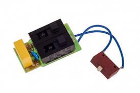 Универсальный переключатель двойной для фена 10A 250V (3 положения)