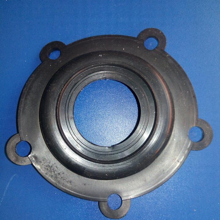 Прокладка фланца бойлера диаметр 102мм