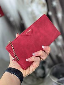 Женский кошелек «1134», Красный