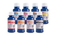 Комплект ультрахромных чернил INKSYSTEM для Epson R1900 100 мл. (8 цветов)