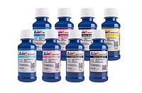 Комплект ультрахромных чернил INKSYSTEM для Epson R2100, R2200 100 мл. (8 цветов)