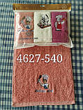 Набір кухонних рушників Кухар Мікрофібра щільна Р. р 25*50 см 3 штуки, фото 2