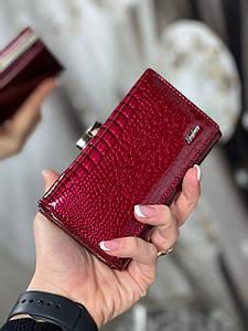 Женский кошелек «1140», Красный