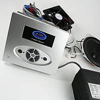 Блок управления, пульт душевой кабины кнопочный с радио . ( 05 ) квадратный Полный комплект