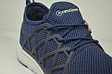 Чоловічі кросівки літні сині Restime 19123, фото 2