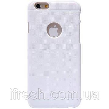 Чехол Nillkin для iPhone 6 / 6s Frosted Shield, Matte White