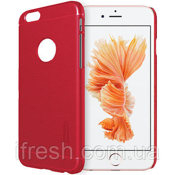 Чехол Nillkin для iPhone 6 / 6s Frosted Shield, Matte Red