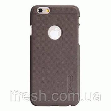 Чехол Nillkin для iPhone 6 / 6s Frosted Shield, Matte Brown