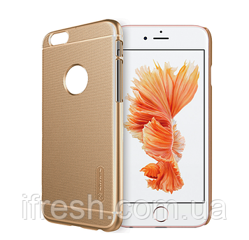 Чехол Nillkin для iPhone 6 / 6s Frosted Shield, Matte Gold