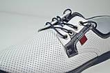 Чоловічі шкіряні туфлі білі KaDar 2798997, фото 2