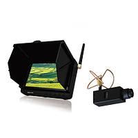Беспроводная FPV видеосистема для авиамоделей 5.8 Ghz с дальностью передачи видео более 100 метров (TE-93 kit)