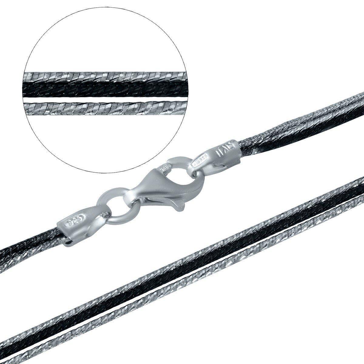Серебряная цепочка DreamJewelry без камней (1936306) 400 размер