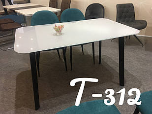 Стол нераскладной T-312 Vetro Mebel™