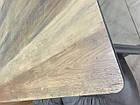 Стіл обідній НЕ розкладний МДФ + метал ТM-45 Vetro Mebel ™, фото 7