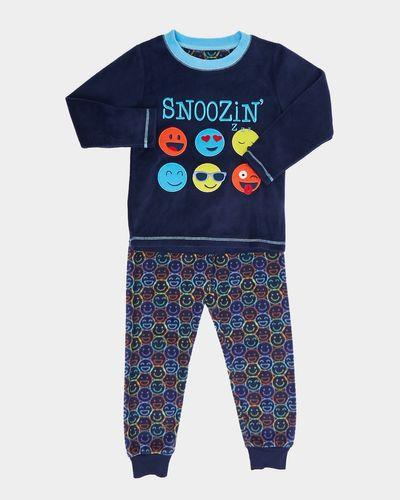 Пижама флисовая Dunnes для мальчика, 2-3г (92-98см)