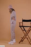 Прогулочный костюм BZ-0413