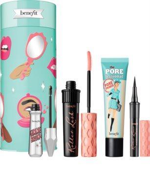Новогодний набор от Benefit Party Curl Macara, Primer & Eyeliner Christmas Gift Set