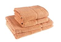 """Полотенце (70х140 см) махровое ZT """"Super Soft"""" терракотовое"""