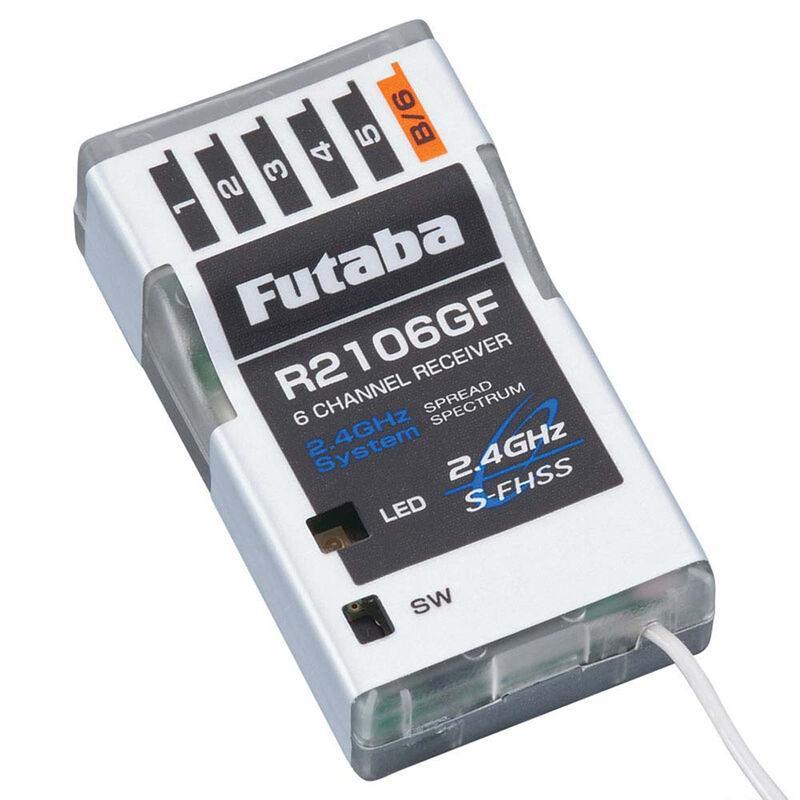 Приемник Futaba R2106GF 2,4 Ghz