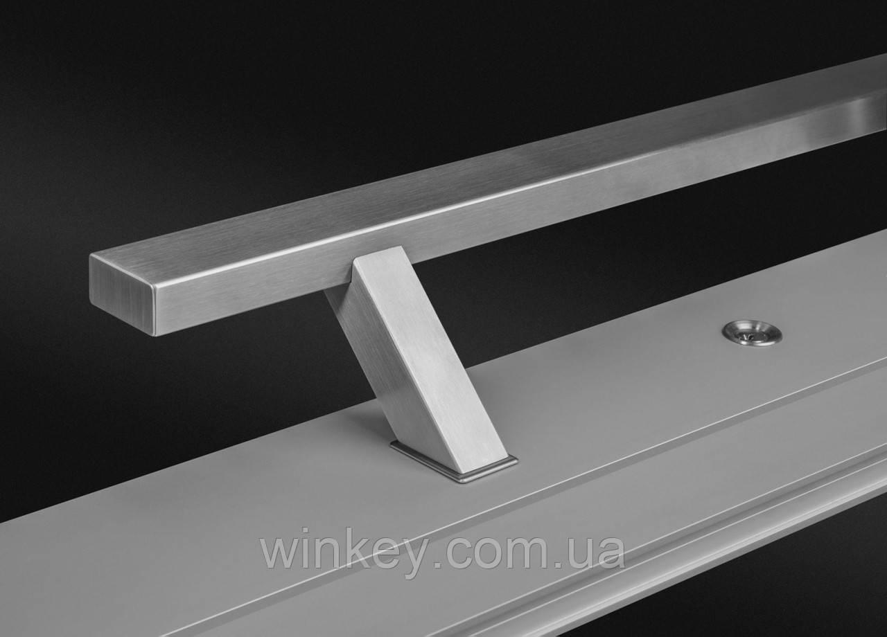 Ручка дверная WALA Q10RX 1400мм нержавейка прямая оригинал Польша