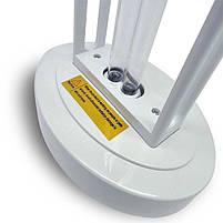 Кварцевая лампа УФ светильник KEN-101 UVC-38W Бактерицидная озоновая лампа с пультом дистанционного управления, фото 4
