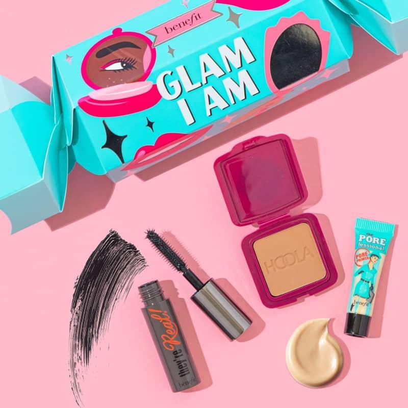 Набор для макияжа Benefit Glam I Am Makeup Gift Set