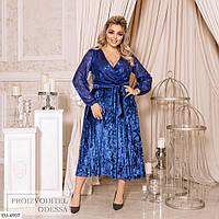 Платье EU-4907