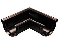 Кут жолоба зовнішній 130 / кут - на замовлення коричневий (3060262648)