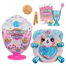 """Мягкая игрушка-сюрприз """"Rainbocorn-B"""" (серия Sweet Shake) - Zuru Rainbocorns"""