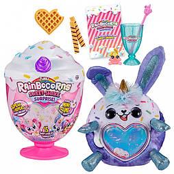 """Мягкая игрушка-сюрприз """"Rainbocorn-A"""" (серия Sweet Shake) - Zuru Rainbocorns"""