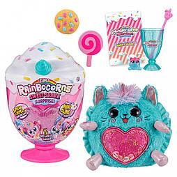 """Мягкая игрушка-сюрприз """"Rainbocorn-E"""" (серия Sweet Shake) - Zuru Rainbocorns"""
