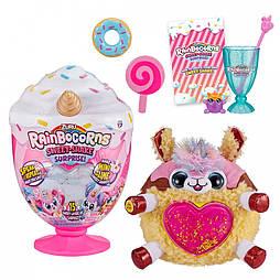 """Мягкая игрушка-сюрприз """"Rainbocorn-D"""" (серия Sweet Shake) - Zuru Rainbocorns"""