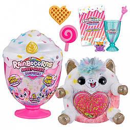 """Мягкая игрушка-сюрприз """"Rainbocorn-G"""" (серия Sweet Shake) - Zuru Rainbocorns"""