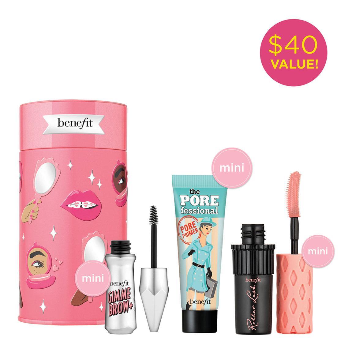 Набор для макияжа Benefit Beauty Thrills Makeup Gift Set