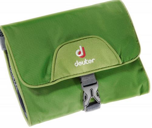 Женская косметичка для туалетных принадлежностей Deuter Wash Bag I, 39410 2205 зеленый