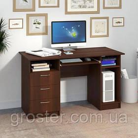 Большой компьютерный стол Оскар для дома и офиса