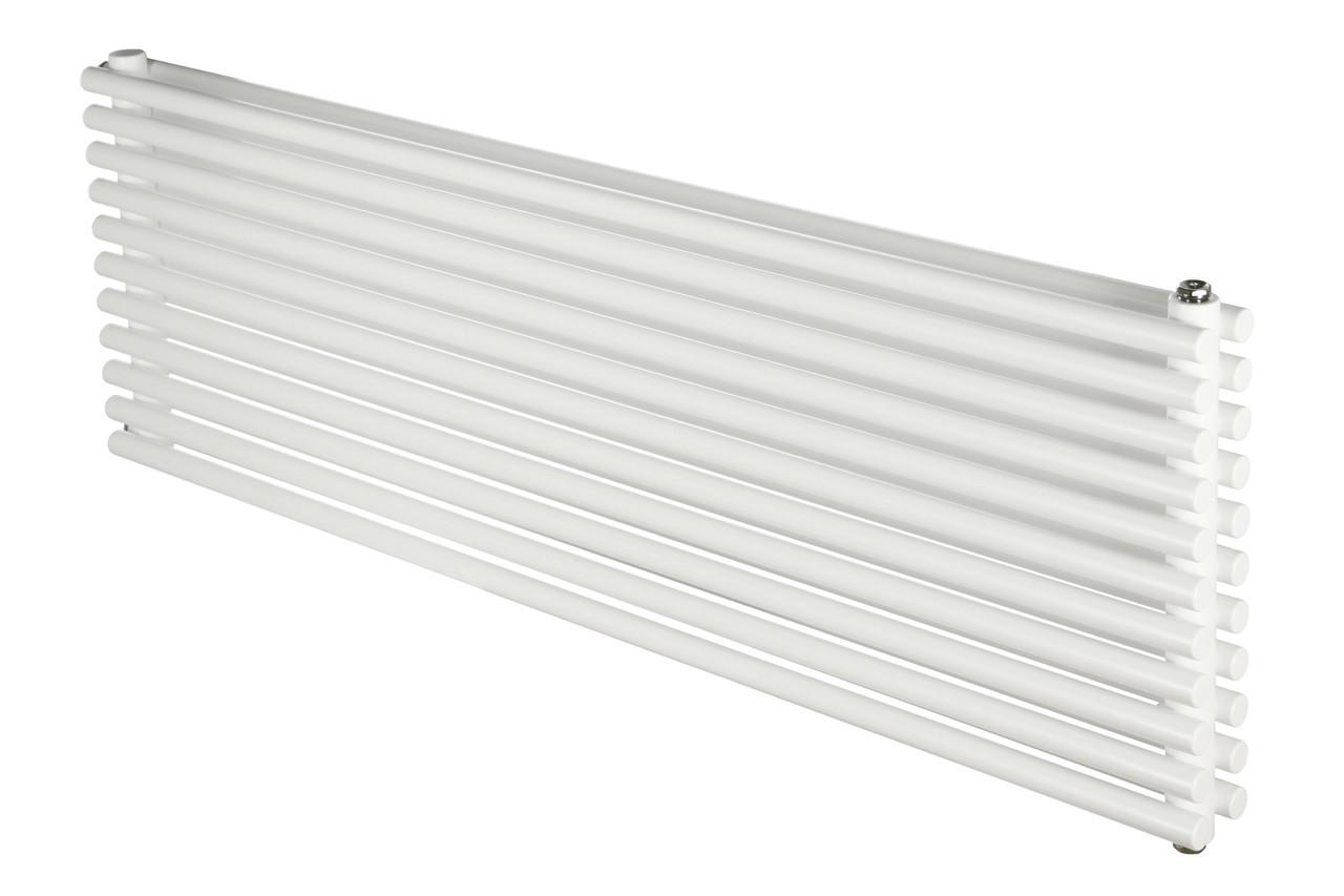 Горизонтальный радиатор Praktikum 2 H-425 мм, L-1200 мм
