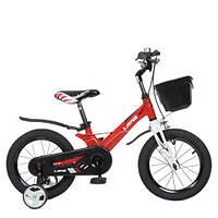 Велосипед дитячий WLN1450D-3 Hunter, червоний, фото 1