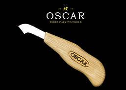 Нож топорик для резьбы по дереву OSCAR