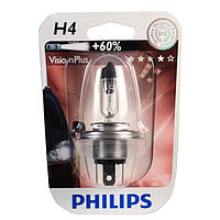 Philips vision plus +60% h4 12v 60/55w