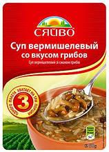 """Суп """"Грибний з вермешелью"""" 60г"""