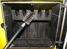 Щетка для чистки твердотопливного котла ф 30 мм, фото 2