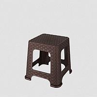 Табурет Ротанг Elif 420-1 Коричневый